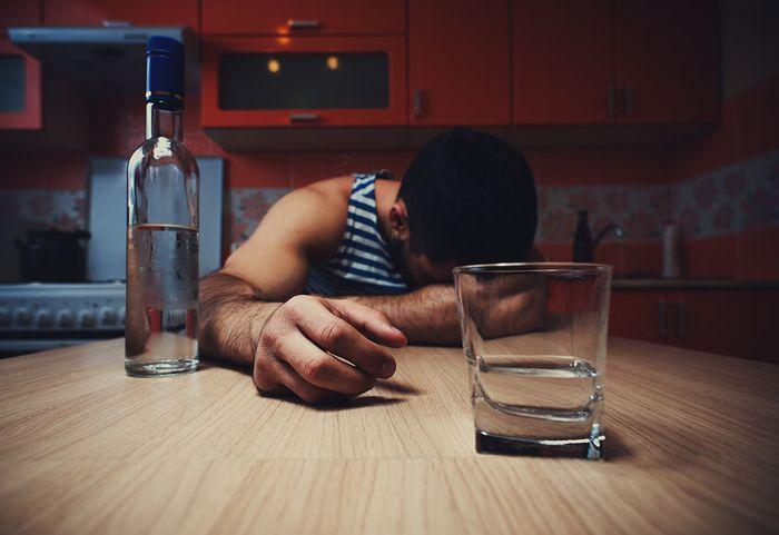 Алкогольная деменция 5