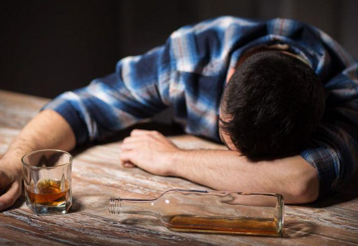 Алкогольная кома 4