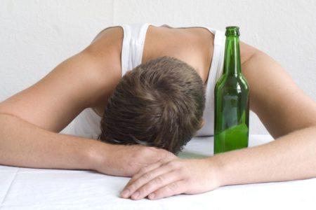 Алкогольная кома 1